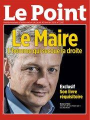Bruno Le Maire, l'homme qui secoue la droite