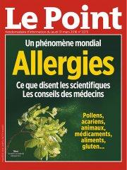 Allergies, un phénomène mondial