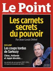 Jean-Louis Debré : les carnets secrets du pouvoir