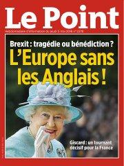 Brexit : l'Europe sans les Anglais !