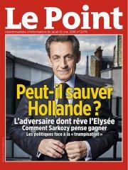 Sarkozy : Peut-il sauver Hollande ?