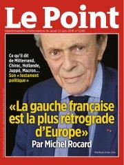 """""""La gauche française est la plus rétrograde d'Europe"""""""