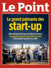 Le palmarès des meilleures start-up