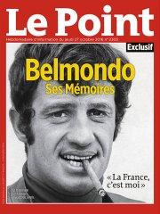 Exclusif : les mémoires de Belmondo