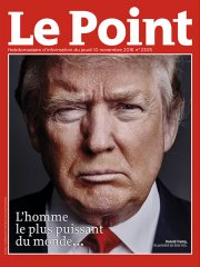 Trump, l'homme le plus puissant du monde...