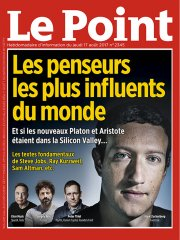 Silicon Valley, les penseurs les plus influents du monde