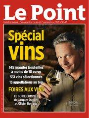 Spécial vins : le guide complet de Jacques Dupont et Olivier Bompas