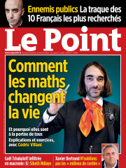 Comment les maths changent la vie. Interview de Cédric Villani, lauréat français de la médaille Fields