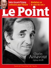 Charles Aznavour, 1924-2018