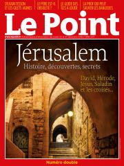 Spécial numéro double - Jérusalem : Histoire, découvertes, secrets
