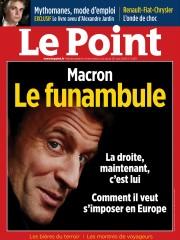 Enquête : Macron, le président qui veut s'imposer en Europe