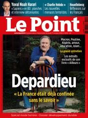 Gérard Depardieu, le grand entretien exclusif