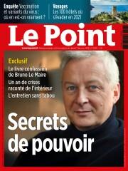Titre- Secrets de pouvoir. Le livre confession de Bruno Le Maire.