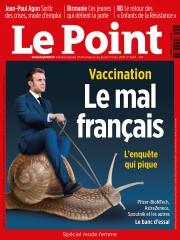 Vaccination : le mal français. L'enquête qui pique.
