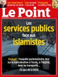 Couverture du Point N° 2442.