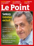 Couverture du Point N° 2443.