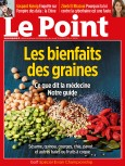 Couverture du Point N° 2446.