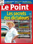 Couverture du Point N° 2450.