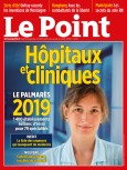 Couverture du Point N° 2451.