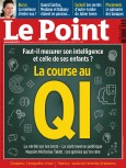 Couverture du Point N° 2454.