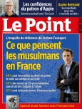 Couverture du Point N° 2455.