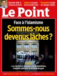Couverture du Point N° 2459.