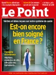 Couverture du Point N° 2465.