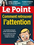 Couverture du Point N° 2474.