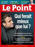 Couverture du Point N° 2475.