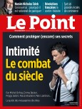 Couverture du Point N° 2478.