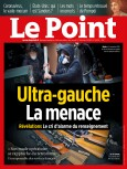 Couverture du Point N° 2479.