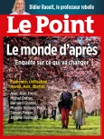 Couverture du Point N° 2483.