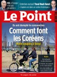 Couverture du Point N° 2484.
