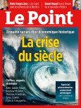 Couverture du Point N° 2485.