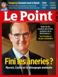 Couverture du Point N° 2498.