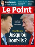 Couverture du Point N° 2502.