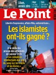 Couverture du Point N° 2503.