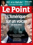Couverture du Point N° 2508.