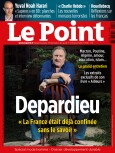 Couverture du Point N° 2510.