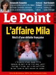 Couverture du Point N° 2512.
