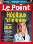 Couverture du Point N° 2514.
