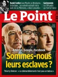 Couverture du Point N° 2518.
