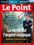 Couverture du Point N° 2519.