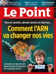 Couverture du Point N° 2528.