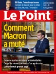 Couverture du Point N° 2531.
