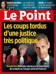 Couverture du Point N° 2532.