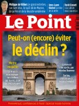 Couverture du Point N° 2538.