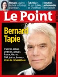 Couverture du Point N° 2540.