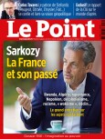Couverture du Point N° 2542.