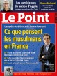 Couverture du Point N° 2455